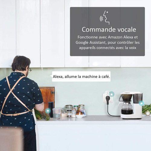 tp-link commande vocale